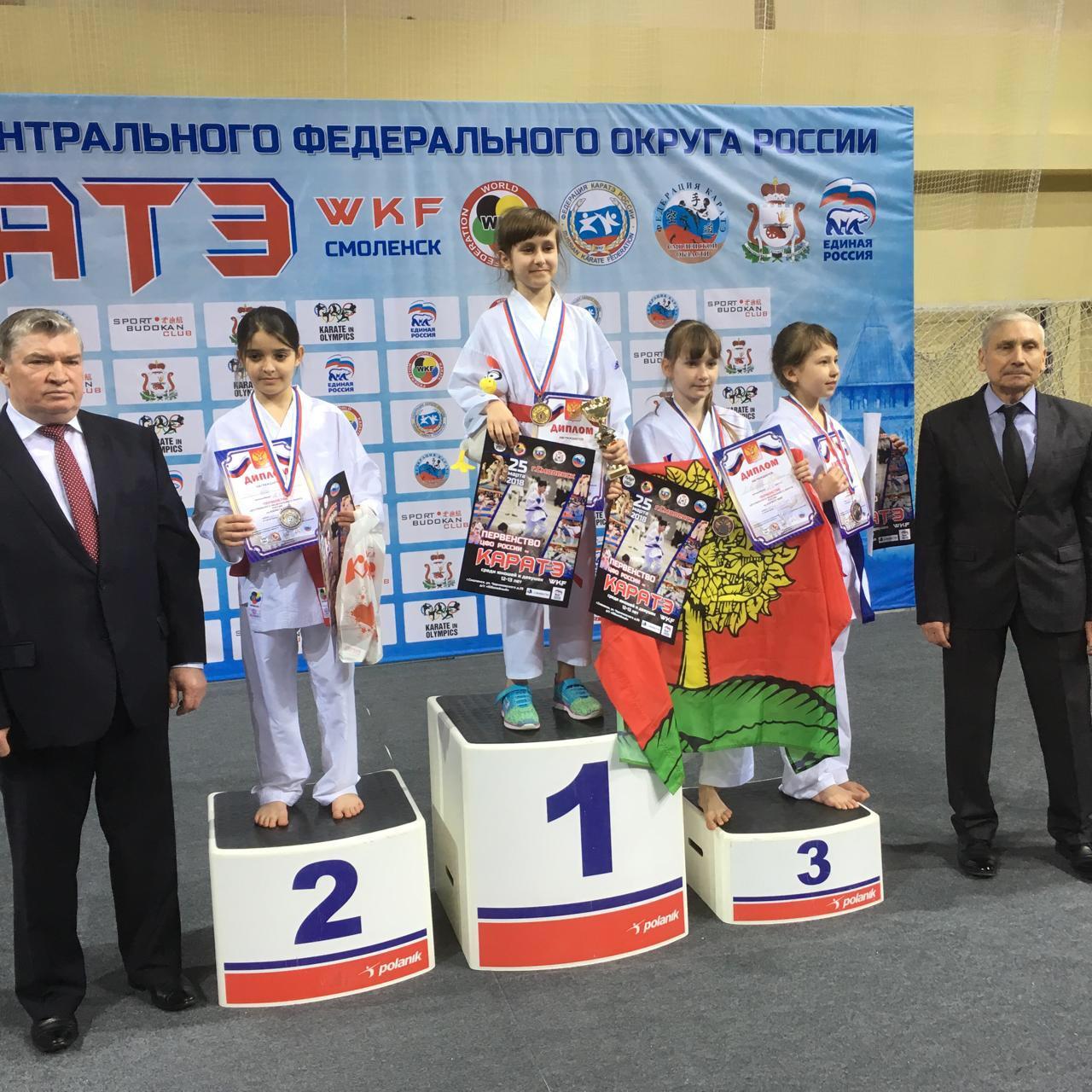 Магомаева Сарита - II место