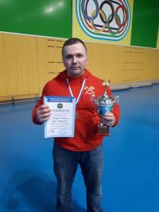 Прокунин Владимир - 2 м