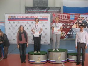 наша бабушка Ирина Петровна - 2 место