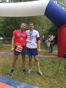 Участники Бурлуцкий и Исупов