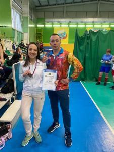 Вероника Климова и Андрей Лукашев